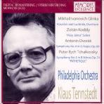 DVORAK, TCHAIKOVSKY SYMPHONY NO.6 & 8 ETC/ PHILADELPHIA ORCHESTRA