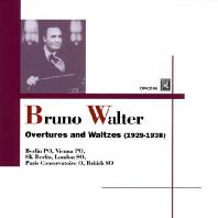 OVERTURES AND WALTZES 1929-1938 [부르노 발터: 서곡집]