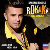 ROKOKO: HASSE OPERA ARIAS/ GEROGE PETROU [막스 엠마누엘 첸칙: 로코코-하세 오페라 아리아]