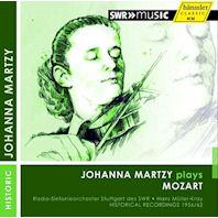 VIOLIN CONCERTOS 3 & 4/ JOHANNA MARTZY, HANS MULLER-KRAY