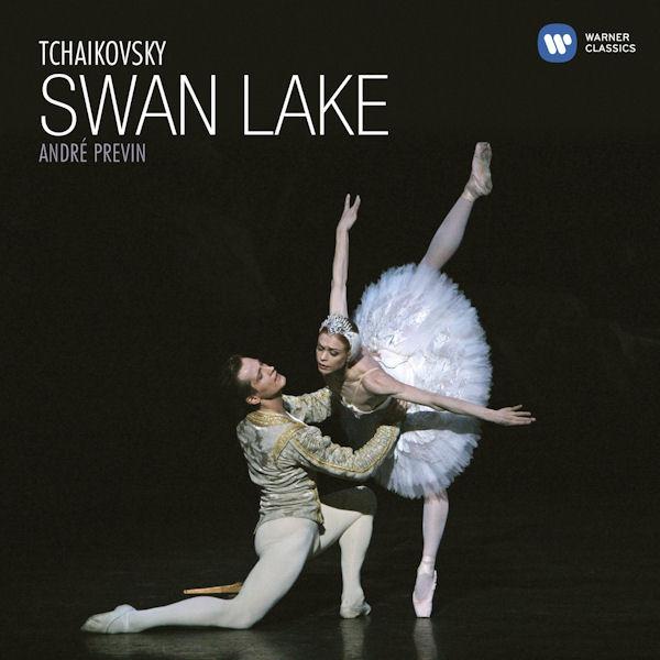SWAN LAKE/ ANDRE PREVIN