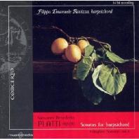 SONATAS FOR HARPSICHORD/ FILIPPO EMANUELE RAVIZZA
