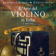 L`ARTE DEL VIOLINO IN ITALIA/ ENSEMBLE AURORA, ENRICO GATTI