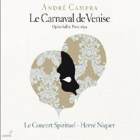 LE CARNAVAL DE VENISE/ HERVE NIQUET