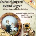 WESENDONCK LIEDER & ARIAS/ CHARLOTTE MARGIONO/ ED SPANJAARD [SACD HYBRID]