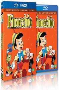 피노키오 [BD+DVD] [PINOCCHIO]
