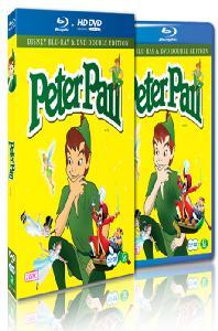 피터팬 [BD+DVD] [PETER PAN]