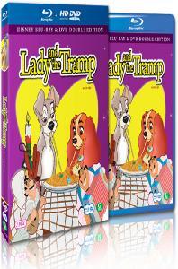 레이디와 트램프 [BD+DVD] [FANTASIA]
