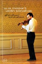 VIOLIN SONATAS/ GIL SHAHAM, ORLI SHAHAM [모차르트: 바이올린 소나타 - 길 샤함] [13년 6월 유로아트 절판 할인행사]