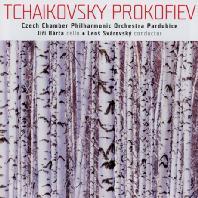 MUSIC FOR CELLO & ORCHESTRA/ JIRI BARTA, SVAROVSKY [차이코프스키: 로코코 주제에 의한 변주곡, 프로코피에프: 신포니에타