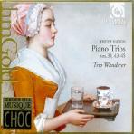 PIANO TRIO NOS.39,43-45/ TRIO WANDERER