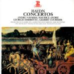 CONCERTOS/ ANDRE NAVARRA, MAURICE ANDRE, KARL RISTENPART