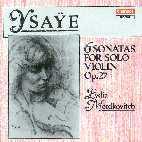 6 VIOLIN SONATAS/ LYDIA MORDKOVITCH