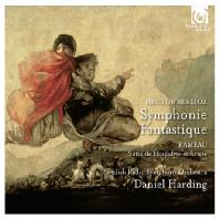 SYMPHONIE FANTASTIQUE & SUITE DE HIPPOLYTE ET ARICIE/ DANIEL HARDING [베를리오즈: 환상교향곡 & 라모: 이폴리트와 아라시 조곡]