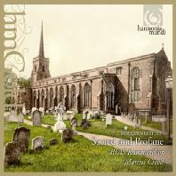 SACRED AND PROFANE/ RIAS KAMMERCHOR, MARCUS CREED [HM GOLD] [브리튼: 신성과 세속]