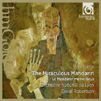 THE MIRACULOUS MANDARIN/ DAVID ROBERTSON [HM GOLD] [바르톡: 이상한 중국 관리]