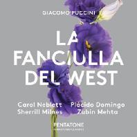 LA FANCIULLA DEL WEST/ ZUBIN MEHTA [SACD HYBRID] [푸치니: 오페라 <서부의 아가씨> - 주빈 메타]