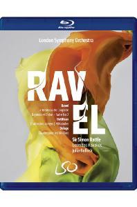 RAVEL, DUTILLEUX & DELAGE: RECORDED LIVE AT THE BARBICAN HALL/ SIMON RATTLE [라벨, 뒤티외 & 들라쥬: 2016 바비칸 홀 콘서트 실황 - 사이먼 래틀]