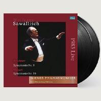 SYMPHONY NO.9 & NO.39/ WOLFGANG SAWALLISCH [180G LP] [브루크너 & 모차르트: 교향곡 - 자발리쉬 1983년 빈 필하모닉 공연실황] [한정반]