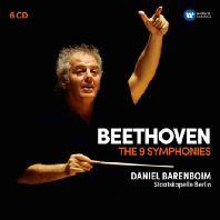 THE 9 SYMPHONIES/ DANIEL BARENBOIM [베토벤: 교향곡 전곡 - 바렌보임]