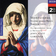 VESPRO DELLA BEATA VERGINE 1610/ JOHN ELIOT GARDINER [몬테베르디: 성모마리아의 저녁기도 - 존 엘리엇 가디너]