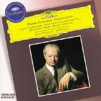 LALO, SAINT-SAENS, BRUCH, BLOCH: WORKS FOR CELLO AND ORCHESTRA/ JEAN MARTINON, ALFRED WALLENSTEIN [THE ORIGINALS] [피에르 푸르니에: 랄로, 생상스 첼로 협주곡 & 브루흐 콜 니드라이, 블로흐]