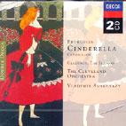 CINDERELLA/ THE SEASONS/ THE CLEVELAND ORCHESTRA/ ASHKENAZY