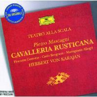 CAVALLERIA RUSTICANA/ HERBERT VON KARAJAN [THE ORIGINALS]