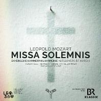 JULIAN STEGER, ALESSANDRO DE MARCHI/ MISSA SOLEMNIS [레오폴트 모차르트: 장엄 미사]