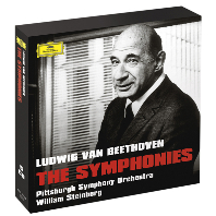THE SYMPHONIES/ WILLIAM STEINBERG [베토벤: 교향곡 전곡 - 윌리엄 스타인버그]