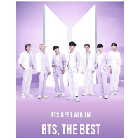 BTS, THE BEST [2CD+BD] [A VERSION]