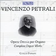 COMPLETE ORGAN WORKS/ GIULIO PIOVANI [6CD+DVD] [페트랄리: 오페라 작품 전곡]