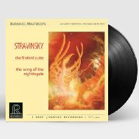 THE FIREBIRD SUITE & THE SONG OF THE NIGHTINGALE/ EIJI OUE [200G LP]