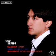 PIANO WORKS/ FREDDY KEMPF [SACD HYBRID]