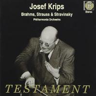 ACADEMIC FESTIVAL OVERTURE OP80/ JOSEF KRIPS