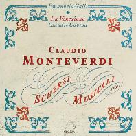 SCHERZI MUSICALI/ EMANUELA GALLI, CLAUDIO CAVINA