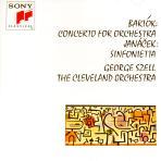 CONCERTO FOR ORCHESTRA, SINFONIETTA/ GEORGE SZELL