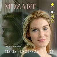 ARIAS/ MARIA BENGTSSON, BERTRAND DE BILLY [SACD HYBRID] [모차르트: 마술피리 외 4편의 오페라 아리아 모음]