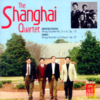 STRING QUARTET NO.2 ETC/ SHANGHAI QUARTET