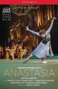 ANATASIA/ THE ROYAL BALLET, KENNETH MACMILLAN [케네스 맥밀란: 아나스타샤]