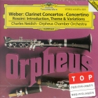 CLARINET CONCERTOS/ORPHEUS CHAMBER DRCHESTRU