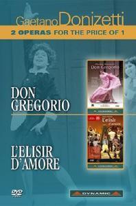 DON GREGORIO+L`ELISIR D`AMORE [도니제티: 돈 그레고리오+사랑의 묘약]
