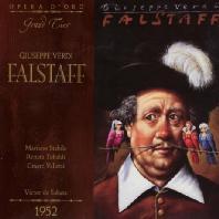 FALSTAFF/ VICTOR DE SABATA