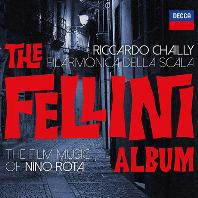 THE FELLINI ALBUM/ RICCARDO CHAILLY [니노 로타: 영화음악 <펠리니 앨범>]