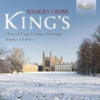 CAROLS FROM KING`S/ STEPHEN CLEOBURY