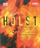 THE PLANETS ETC/ PREVIN (DVD AUDIO)