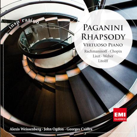 PAGANINI RHAPSODY: VIRTUOSO PIANO [INSPIRATION]