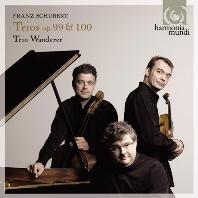 TRIOS OP.99 & 100/ TRIO WANDERER [슈베르트: 피아노 트리오 - 반더러 트리오]