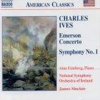 EMERSON CONCERTO, SYMPHONY NO.1/ ALAN FEINBERG, JAMES SINCLAIR [AMERICAN CLASSICS]