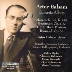 CONCERTO ALBUM/ ARTUR BALSAM